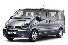 Коврики автомобильные в салон Renault Trafic 2001-2014