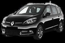 Килимки автомобільні у салон Renault Scenic III