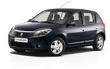 Килимки автомобільні у салон Renault Sandero 2009-2013