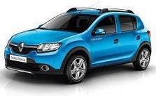 Килимки автомобільні у салон Renault Sandero Stepway 2013-...