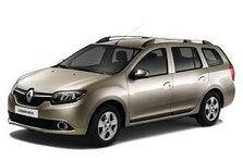 Килимки автомобільні у салон Renault Logan MCV 2012-...