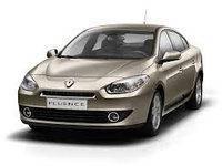 Килимки автомобільні у салон Renault Fluence 2009-2012
