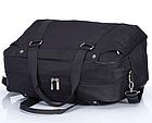 Дорожная сумка Dolly 782 Размеры 43 см. - 21 см. - 30 см., фото 4