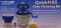 Виброчистка для гильз. Тумблер  Frankford Arsenal Quick-N-EZ Case Cleaning Kit