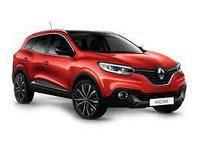 Килимки автомобільні у салон Renault Kadjar
