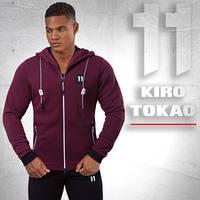 Kiro Tokao 137 | Спортивная толстовка красная