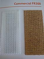 Уличная акрыловая солнцезащитная ткань, скрин сетка Sauleda Technical Commercial 95 для террас