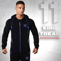 Kiro Tokao 137   Спортивная толстовка мужская черная