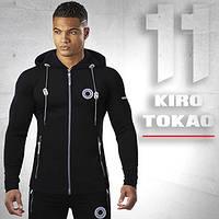 Kiro Tokao 156 | Спортивная толстовка мужская черная