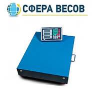 Весы товарные (торговые) ПРОК ВТ-100-WiFi (100 кг, 320*420)