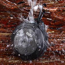 Портативная Bluetooth колонка Mifa F10 Black водонепроницаемая, фото 3