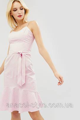 """Платье """"NOEL"""" розовый весна"""