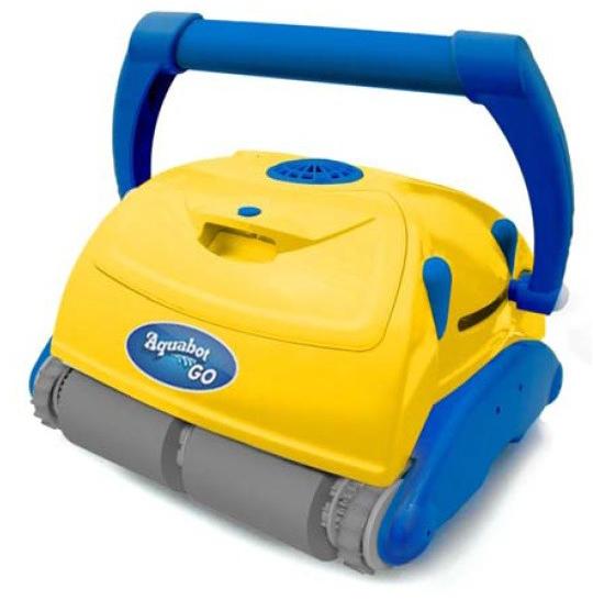 Робот–пылесос Aquabot Viva Go