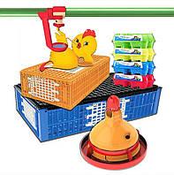 Производство товаров для птицеводства и животноводства.