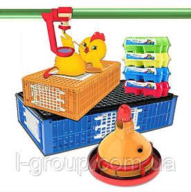 Виробництво товарів для птахівництва і тваринництва.