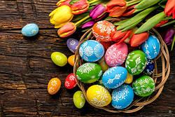 Светлый праздник Пасхи приближается!