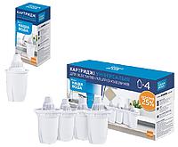 Картридж универсальный фильтра-кувшина НАША ВОДА для жесткой воды с высоким содержанием железа и органики