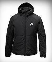 Мужская куртка Nike M Nsw Syn Fill Jacket  Hd Flc Ln 861788-010