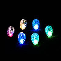 Светодиоды для шаров мигающие (18х33мм)