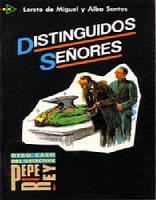 Distinguidos Senores. Loreto de Miguel y Alba Santos.