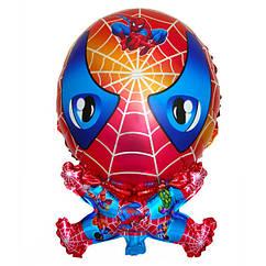 Шарик (60см) Спайдермен