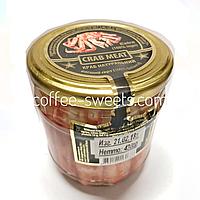 Краб натуральный Crab meat 430gr (100% фаланги)