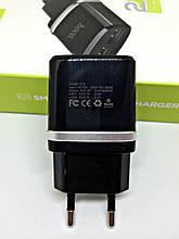 СЗУ Hoco C12 Dual USB Charge 2.4A