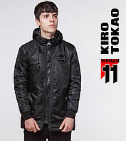 11 Киро Токао | Весенне-осенняя мужская куртка 66207 черный