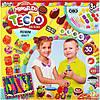 Цветное тесто для лепки Danko Toys 30 цветов