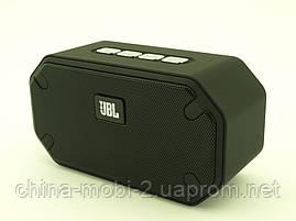 JBL Charge6+ mini  реплика Charge6 E6+ , колонка 3W с FM Bluetooth MP3, черная, фото 2