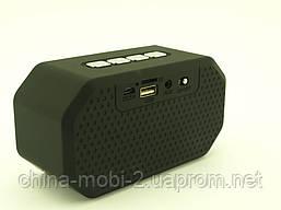 JBL Charge6+ mini  реплика Charge6 E6+ , колонка 3W с FM Bluetooth MP3, черная, фото 3