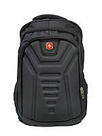 Городской рюкзак с USB 23L MK1982 Black, фото 1