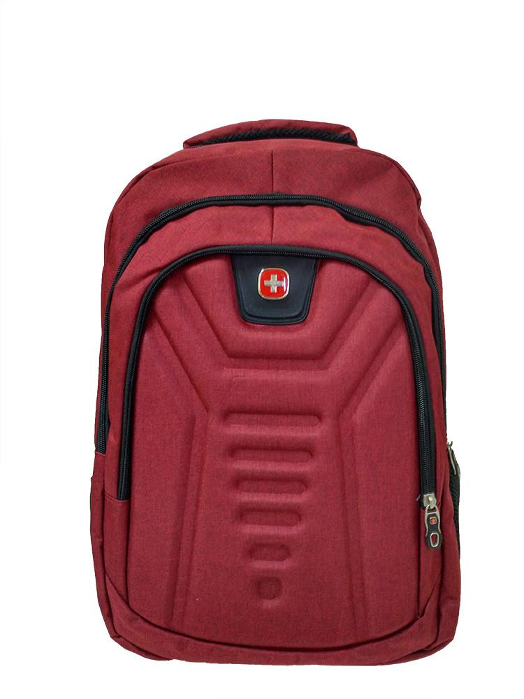 Городской рюкзак с USB 23L MK1982 Red