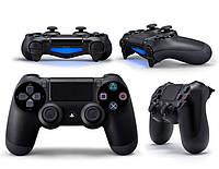 Джойстик PS4 v2 беспроводной Bluetooth чёрный