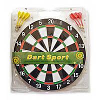 Дартс (d-43,5 см,51,5х47,5 см) ( 23446)