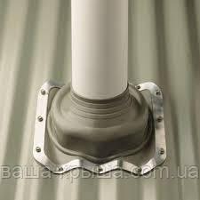 Багатоступінчастий покрівельний прохідний елемент Dektite Premium на металочерепицю