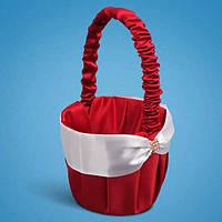 Свадебная корзинка для лепестков Kissul (0712-4)