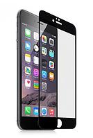 Защитное стекло 4D для Apple iPhone 7+/8+ черное