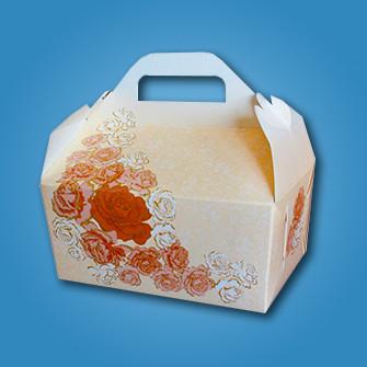 Весільна коробочка для короваю і солодощів Радика (RC-26)