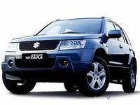 Ветровики на окна Suzuki Grand Vitara 2005 - 2011