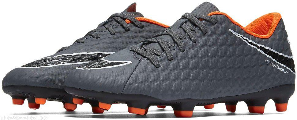 Бутсы Nike HYPERVENOM Phantom 3 Club FG