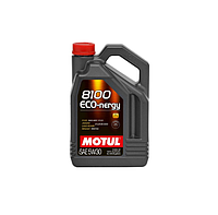 Масло моторное Motul 8100 Eco-nergy 5W-30 4л