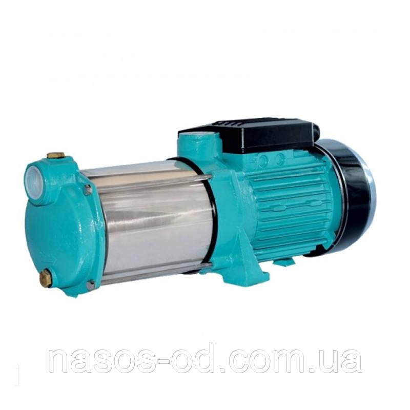 Насос центробежный поверхностный многоступенчатый Euroaqua MH1100 для воды 1.1кВт Hmax35м Qmax80л/мин