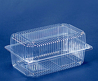 ПС 120 Пластиковый контейнер для пищевых продуктов, объём 1550 мл, ящик 500 штук