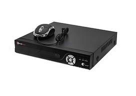 Сетевой видеорегистратор NVR-2104-P4 PoliceCam