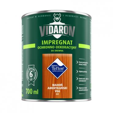 Імпрегнат древкорн    V13 Vidaron червоний кедр  0,7л