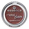 Essence тени для век metal glam eyeshadow