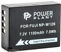 Аккумулятор (батарея) PowerPlant Fuji NP-W126 1110mAh