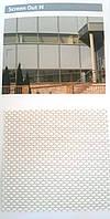 Акрыловая солнцезащитная ткань, скрин сетка Out N Sauleda Office для террас