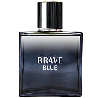 Парфюмерная вода для мужчин Brave Blue (Брейв Блю)